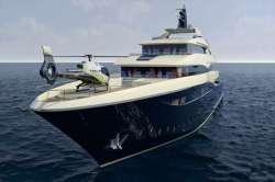 2017 - CRN Yacht - 131 74MT