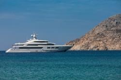 2018 - CRN Yacht - MY Saramour