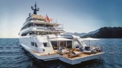 2018 - CRN Yacht - MY Cloud 9