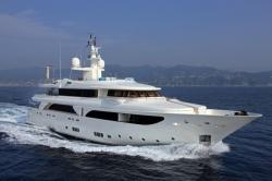 2020 - CRN Yacht - MY Rubeccan