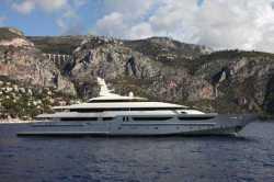 2020 - CRN Yacht - MY Azteca