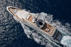 2020 - CRN Yacht - MY Saramour