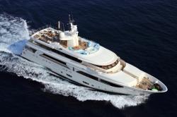 2020 - CRN Yacht - MY Hana