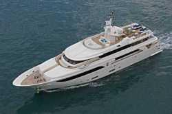 2020 - CRN Yacht - MY Emerald Star