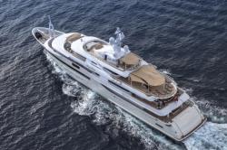 2020 - CRN Yacht - MY Chopi Chopi