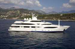 2020 - CRN Yacht - MY Romance