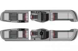2022 Manitou by Triton Industries 25 XT SRW SHP Schenectady NY