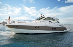 2012 - Cruisers Yachts - 540 Sports Coupe