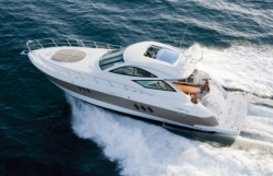 2017 - Cruisers Yachts - 540 Sports Coupe