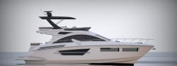 2017 - Cruisers Yachts - 60 Fly
