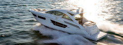 2017 - Cruisers Yachts - 60 Cantius
