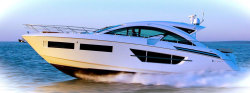2018 - Cruisers Yachts - 60 Cantius