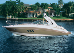 Cruisers Yachts 330 Express Diesel Cruiser Boat