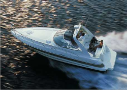 Cruisers Yachts 340 Express Diesel Cruiser Boat