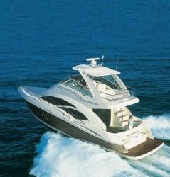 Cruisers Yachts 447 Sport Sedan Diesel Motor Yacht Boat