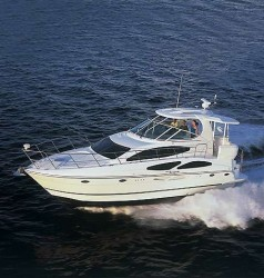 Cruisers Yachts 415 Express Motoryacht Diesel Motor Yacht Boat