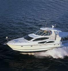 Cruisers Yachts 415 Express Motoryacht Gas Motor Yacht Boat