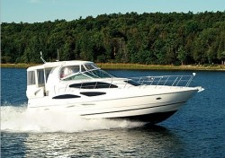 Cruisers Yachts 455 Express Motoryacht Motor Yacht Boat