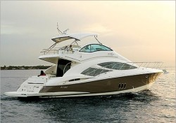 Cruisers Yachts 497 Sport Sedan Motor Yacht Boat