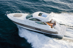 2008 - Cruisers Yachts - 520 Sports Coupe