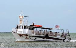 42' Ocean Alexander Aft Deck Trawler
