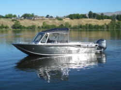 2017 - Custom Weld - Bush Outboard