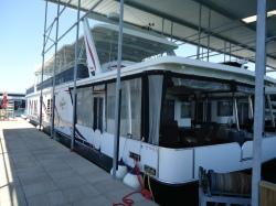 2006 Sharp Houseboat 102 foot long