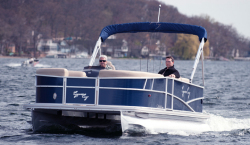 2012 - Cypress Cay Boats - FC 210 Cayman