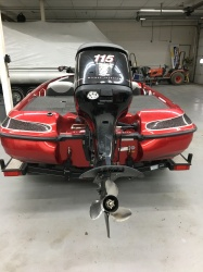 2014 175 Voyageur Sport LE - 90hp Yamaha - Shoreland'r