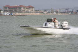 2014 - Dargel Boats - Fisherman 210