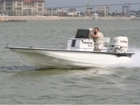 2011 - Dargel Boats - Fisherman 210