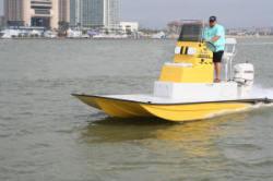 2018 - Dargel Boats - Skooter 136