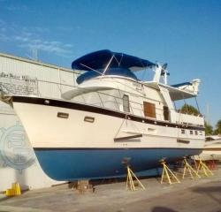 1990 DeFever 44' Offshore Cruiser Marco Island FL