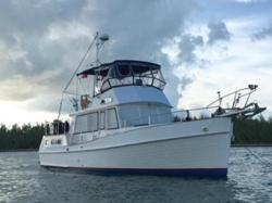 1989 Motoryacht Perfect Live Aboard Stuart FL