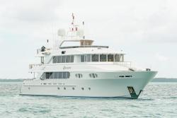 2010 Richmond Yachts Tri-Deck Motor Yacht Jost Van Dyke INTL