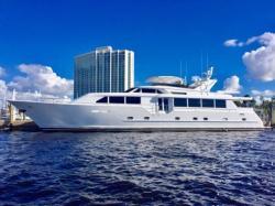2000 Broward Motor Yacht Fort Myers FL