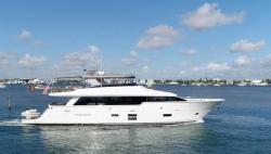 2018 Hatteras M90 Panacera Fort Lauderdale FL
