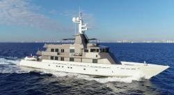 2004 Oceanfast Custom Superyacht Miami Beach FL