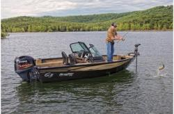 2019 G Three Boats Angler V16 F Clearfield UT