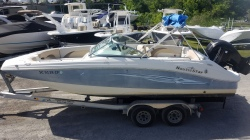 2013 - Nauticstar Boats - 223DC Sport Deck