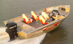 Duracraft Boats 169 DVS Utility Boat