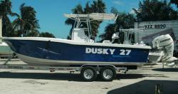 2014 - Dusky Boats - 278 Tournament