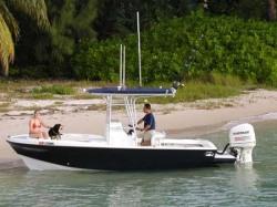 2009 - Dusky Boats - 203 Open