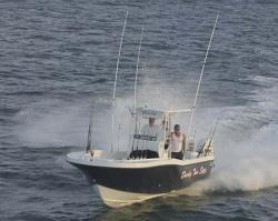 2009 - Dusky Boats - 256 Open