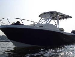 2009 - Dusky Boats - 256 FAC