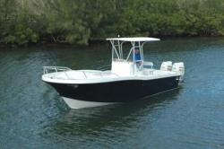 2009 - Dusky Boats - 233 FC