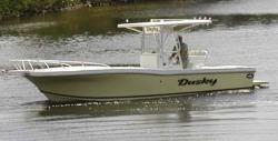 2009 - Dusky Boats - 256 FC