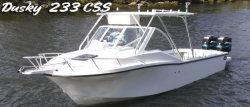Dusky Boats - 233 CSS