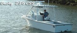 Dusky Boats - 256 CSS