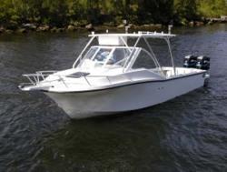 2009 - Dusky Boats - 233 CSS
